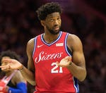 "Do you think Joel Embiid is ""the best player in the world""?"