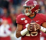 Will Jerry Jones be tempted to trade up for Tua Tagovailoa?
