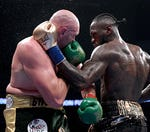 Wilder or Fury II: Who's the better fighter?