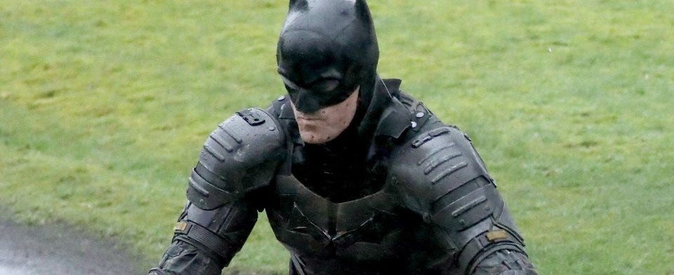 Thoughts on the new Batman suit?