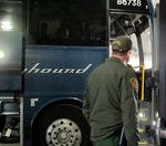 Should Greyhound buses allow border patrol checks for immigrants?