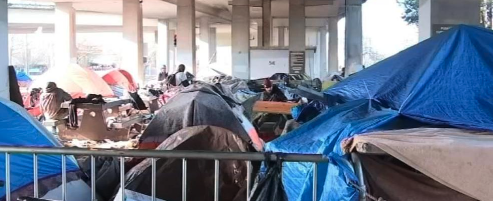 Would you back a tax to benefit homeless services where you live?