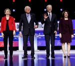 Are female presidential candidates held to a higher standard?