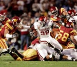 What was the better USC game?