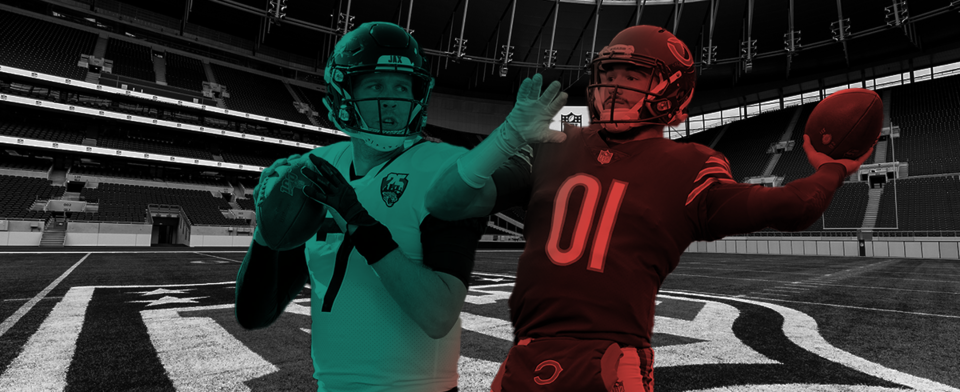 You're the Bears coach - do you start Trubisky or Foles?