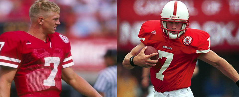 Who's your Husker quarterback - Scott Frost or Eric Crouch?