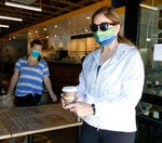 In public places, should wearing a mask be....