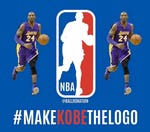 Should Kobe Bryant be the NBA logo?