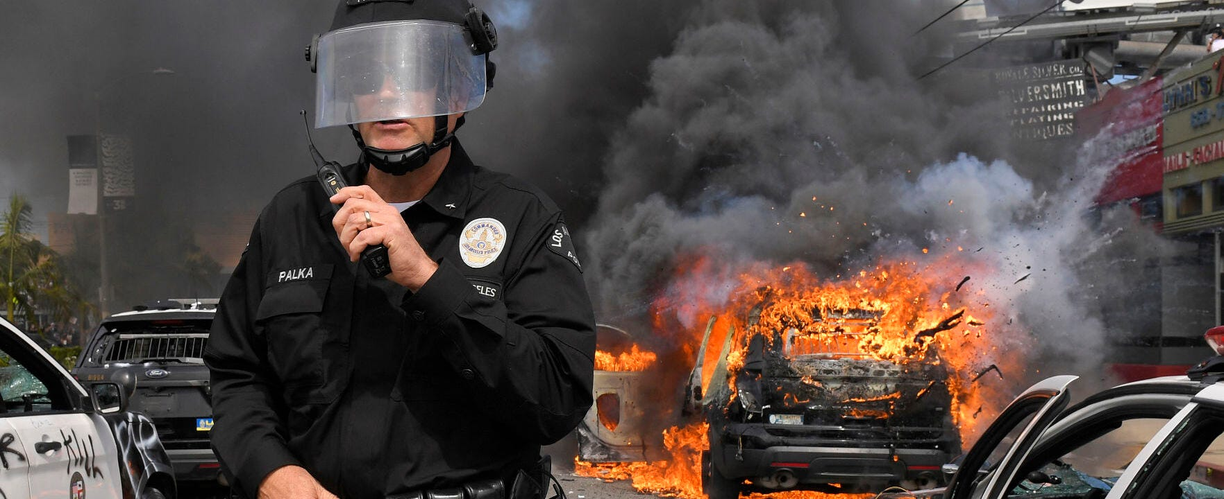 Do the riots shake your faith in civil society?