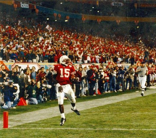 Greatest Husker QB touchdown run - Frazier or Crouch?