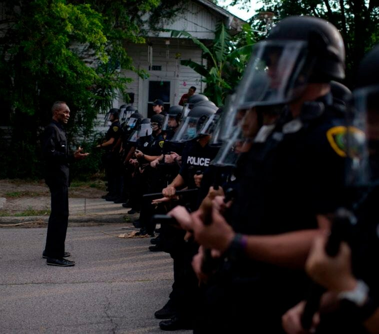 Do you know any changes that could better policing tactics?
