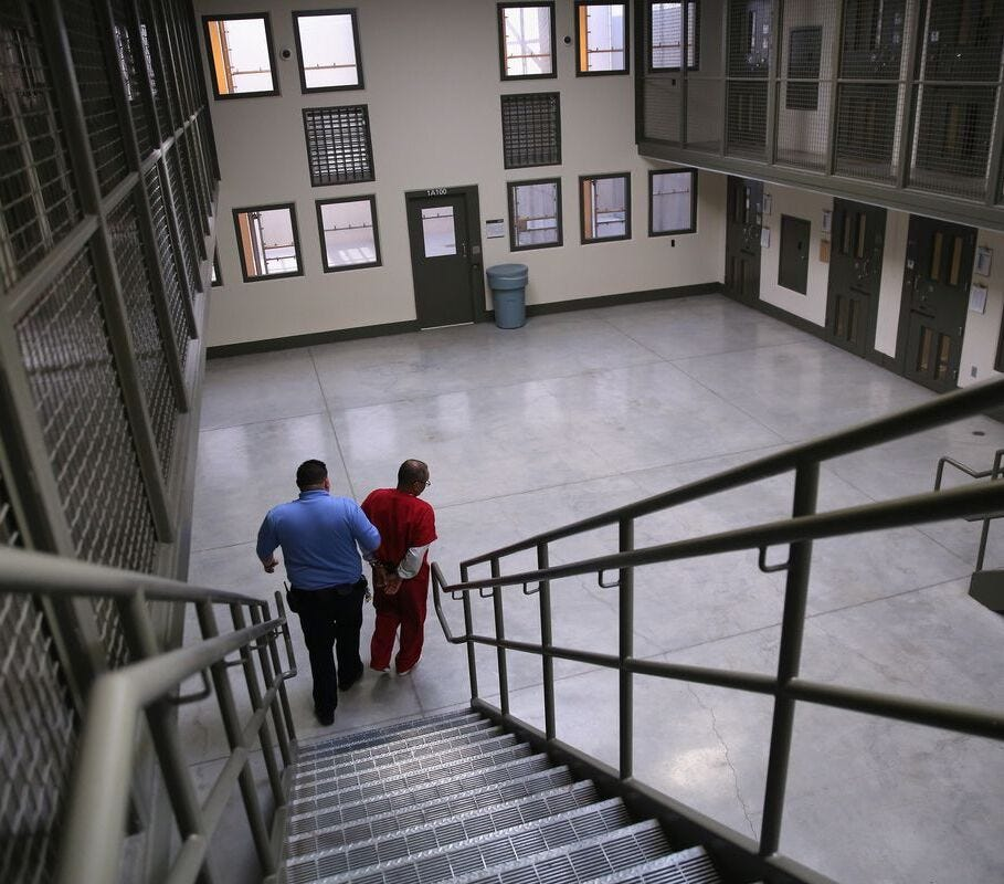 Should private prisons be allowed?