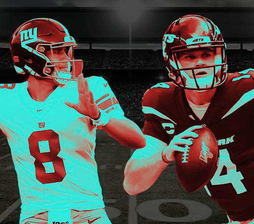 Sam Darnold vs. Daniel Jones: Which QB will have a better season?