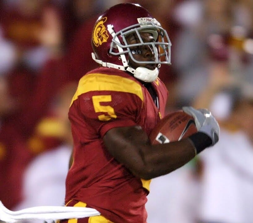 Do you agree with USC's decision to welcome back Reggie Bush?