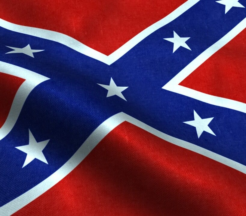 Should confederate flags and statues be removed?