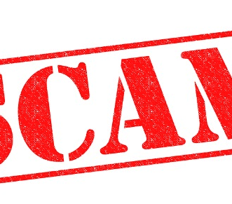 Have you been the victim of a scam?