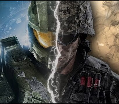 If you had to play one game for your whole life, Halo or COD?