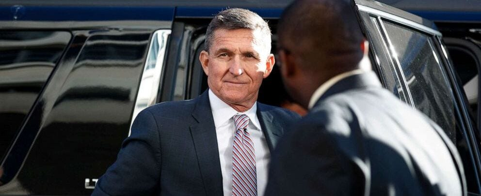 Should Michael Flynn's case actually be dismissed?
