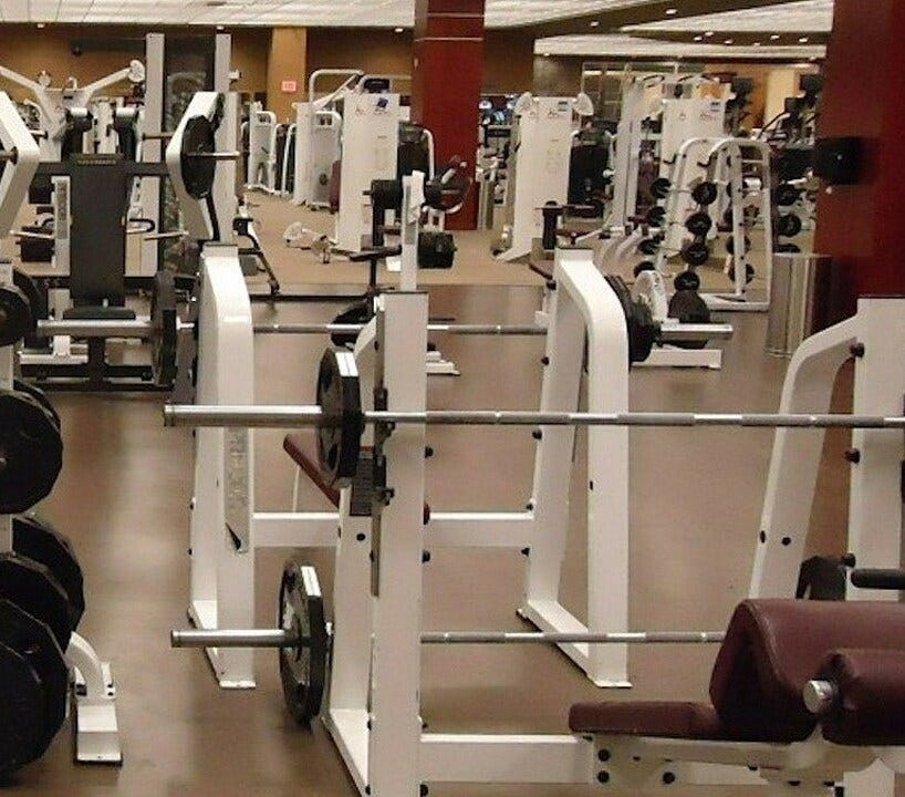 Should gyms be forced to close?