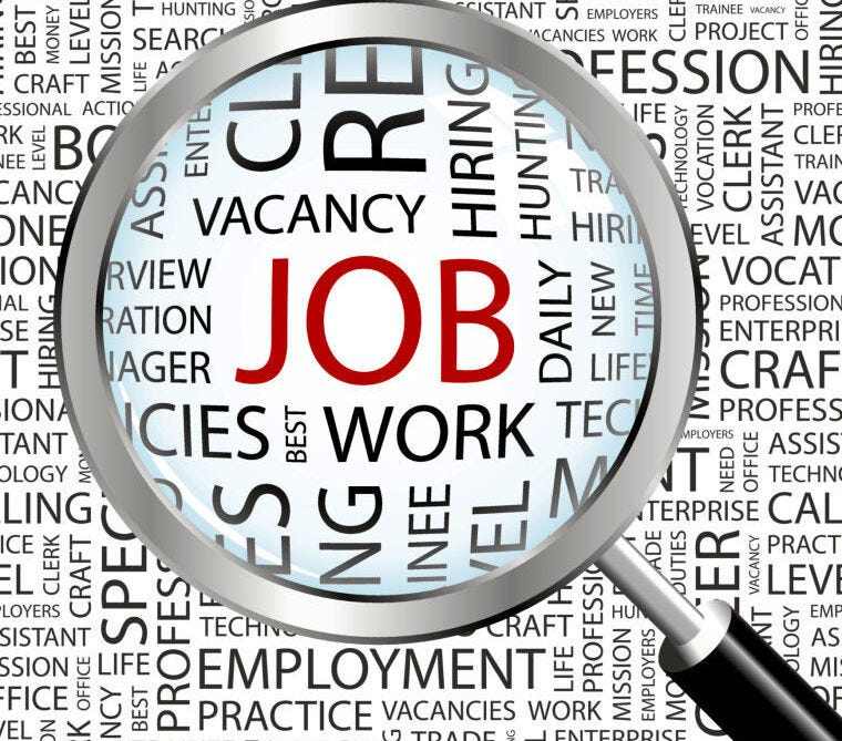 Should a job search be required to receive unemployment benefits?