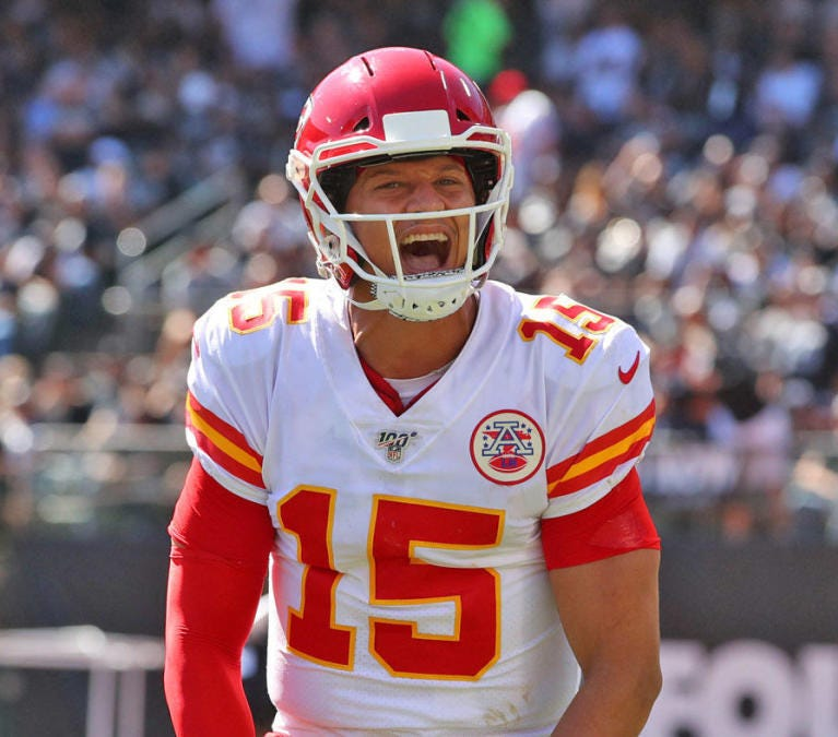 Are the Chiefs in over their head with the Patrick Mahomes deal?