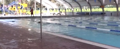 Are you at ease going to a public pool/gym during the pandemic?