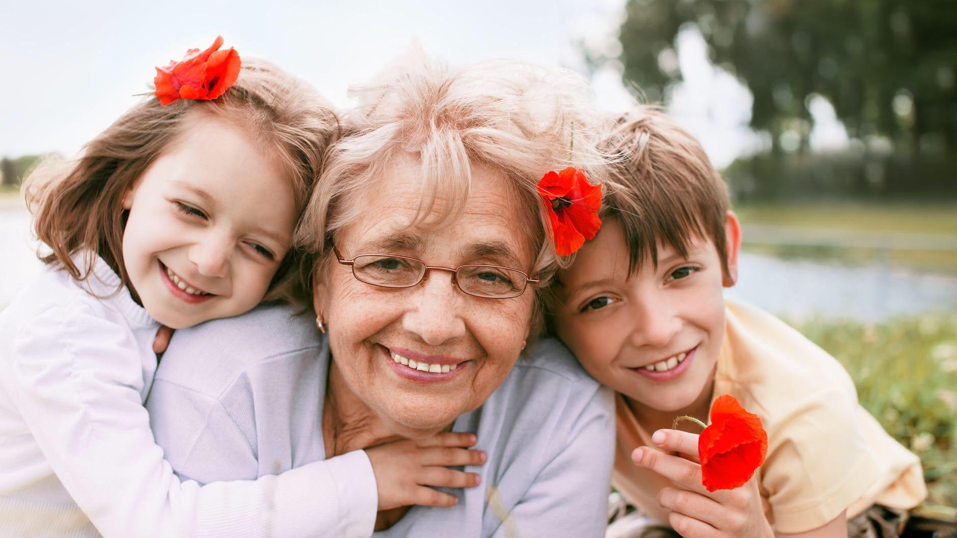 Do you like going to your grandmas