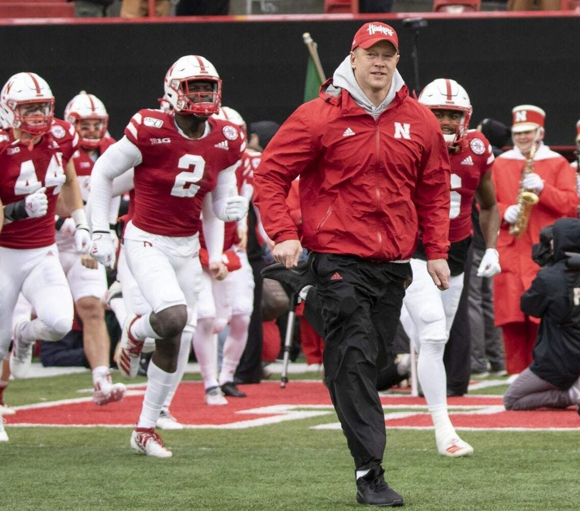 Do you see the Huskers getting to 6-4 in the new Big 10 season?