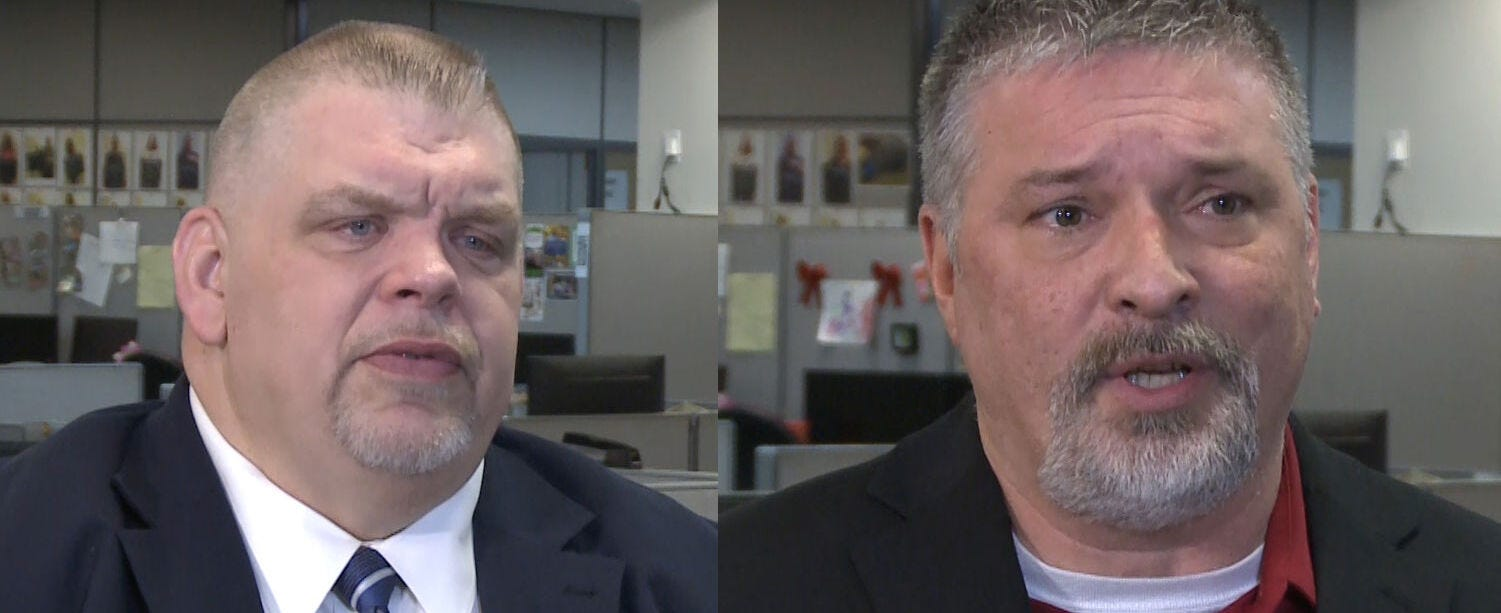 Bill Puett or Keith Dudley for Buchanan County sheriff?