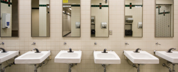 Do you feel comfortable using public restrooms right now?