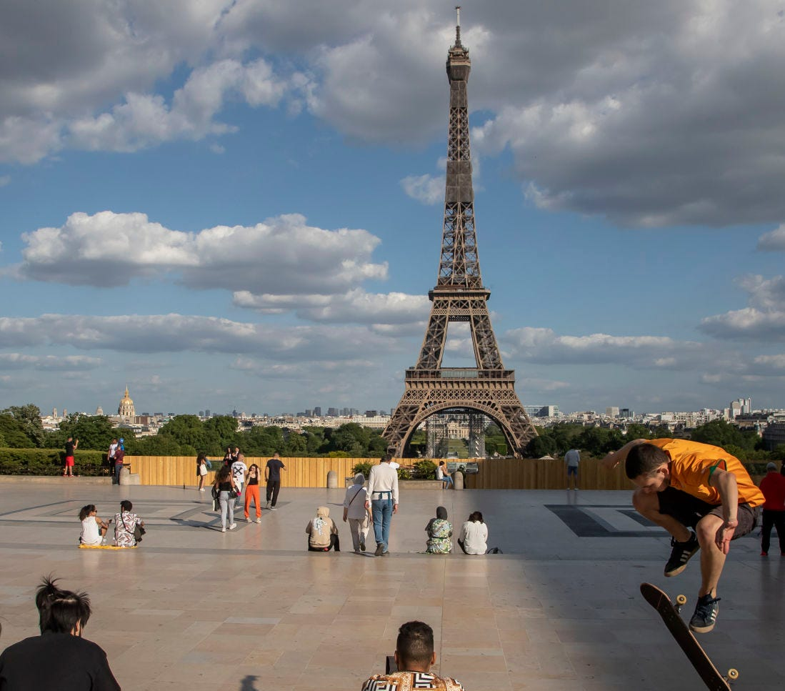 Do you agree with Europe's move to ban visitors from the U.S.?