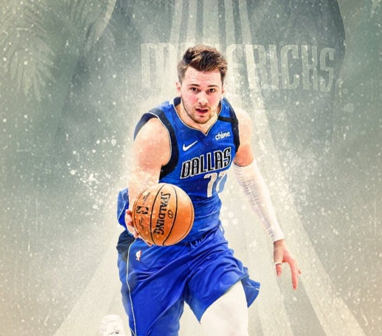 Do you believe in Luka Magic?