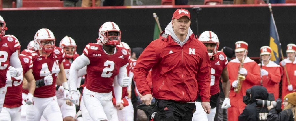 Should the Huskers try to put together games outside the Big 10?
