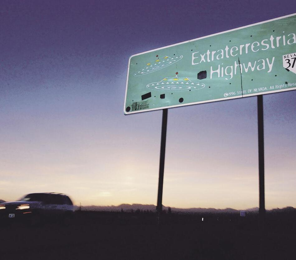 How would you greet extraterrestrials?