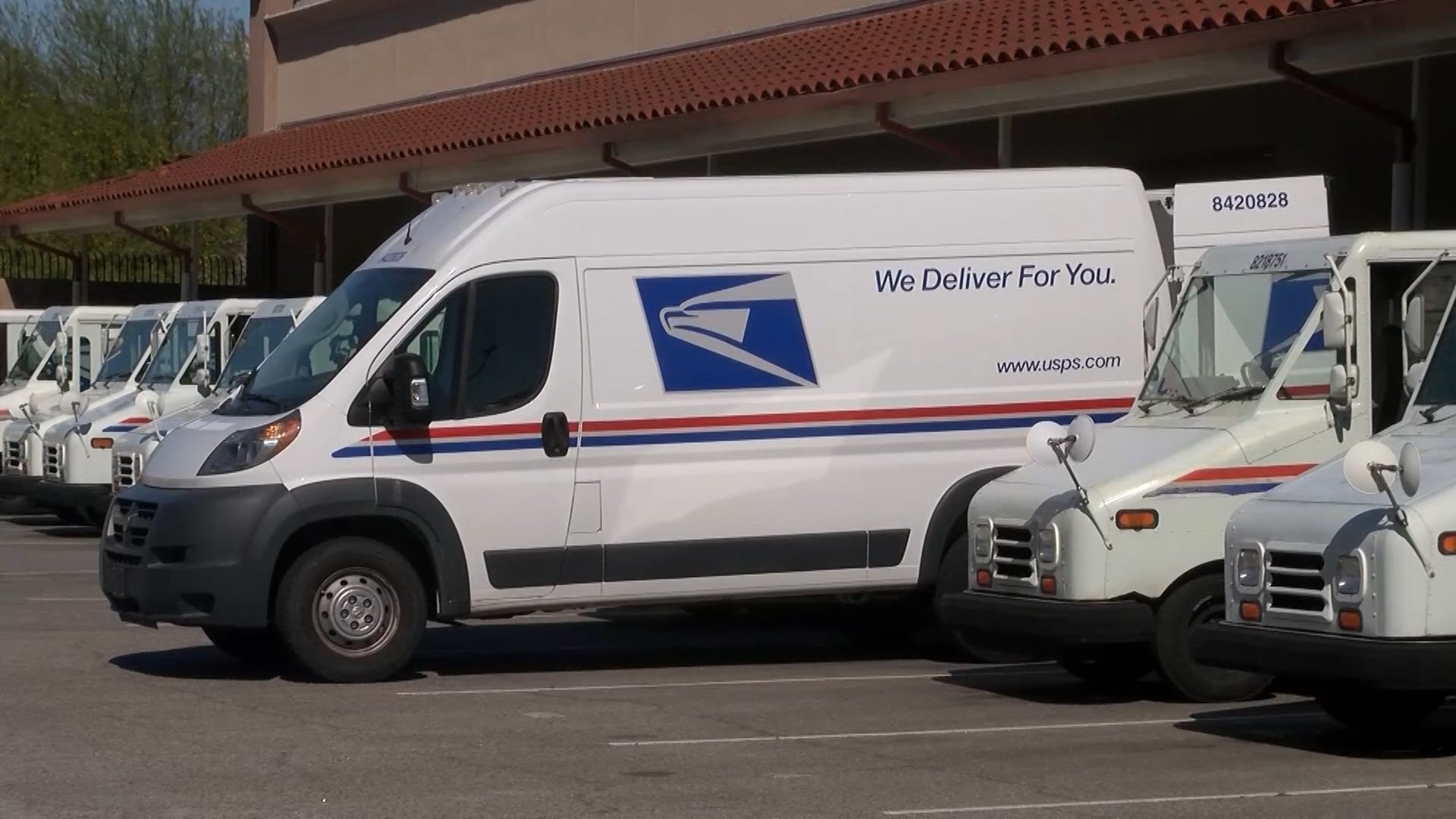 Have you noticed any delay in your USPS mail?