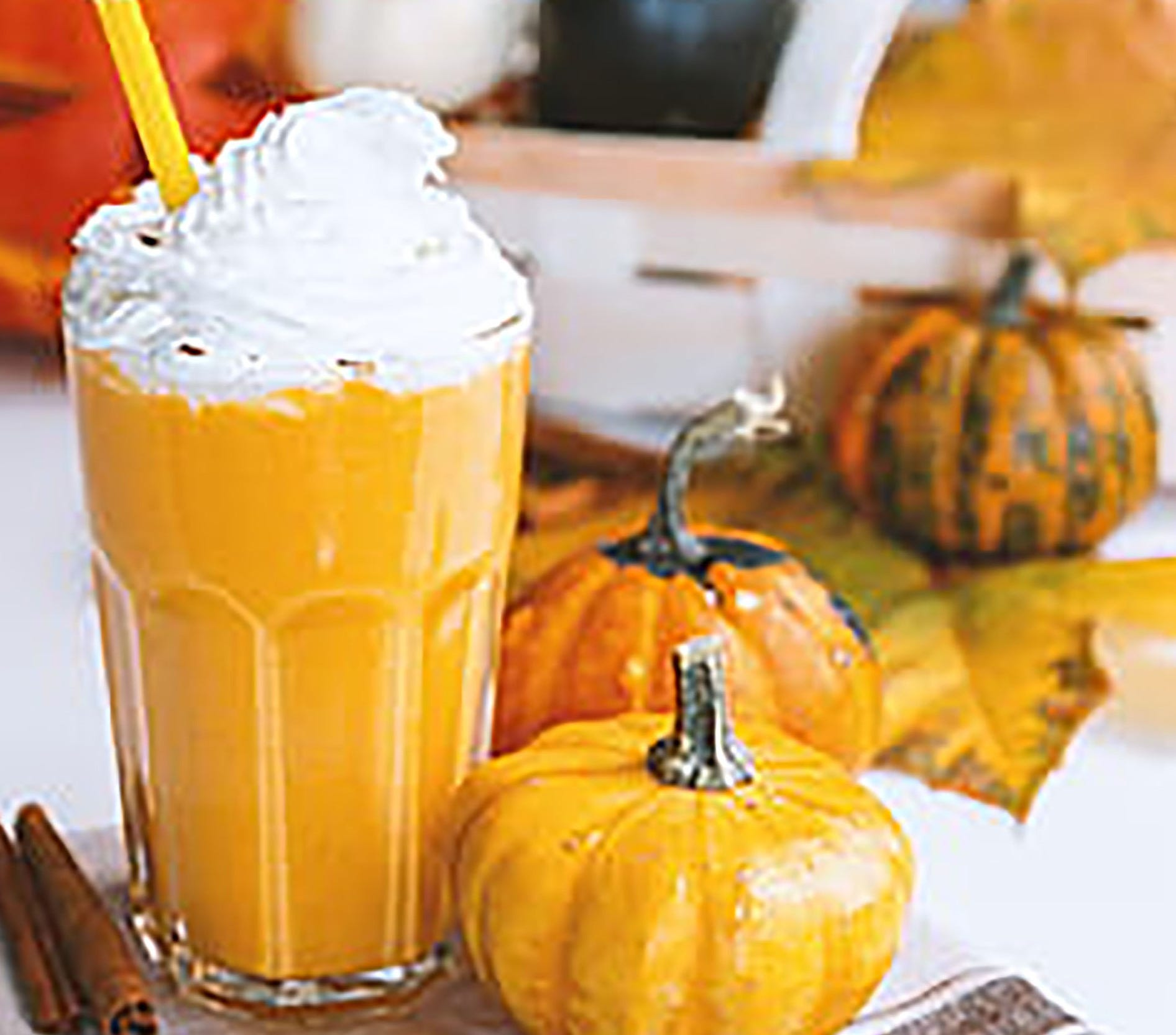 Is it too soon for pumpkin spice things?