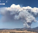 Are you having breathing issues due to El Dorado Fire smoke?