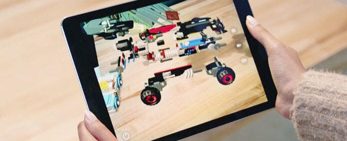Will Apple bring AR games to the forefront?