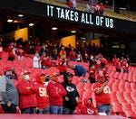 What do you think of KC fans booing during a 'moment of unity?'