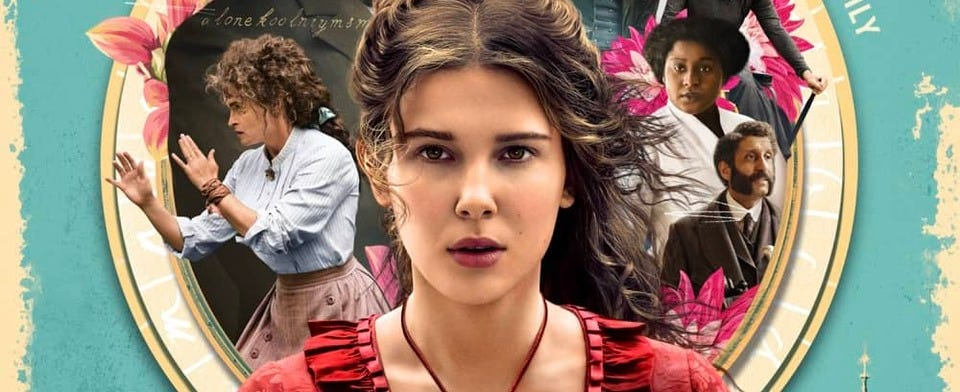 What do you think of Millie Bobby Brown in Enola Holmes (Netflix)