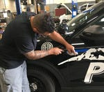 Do you support BPD decision to remove 'thin blue line' from cars?
