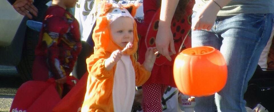 Are you comfortable trick-or-treating this year?