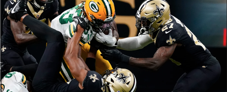 Can the Saints come back after losing to the Packers?