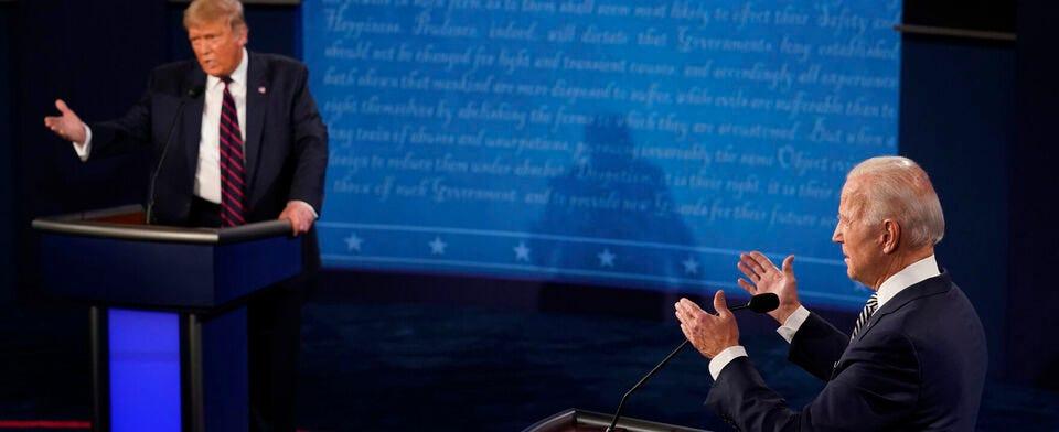 How dispiriting was the presidential debate?