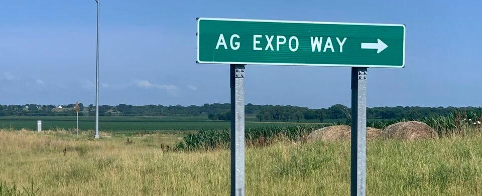 Do you think Buchanan County will ever get an Ag Expo Center?