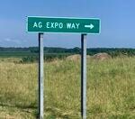 Do you think Buchanan County will ever get an Ag Expo Center?