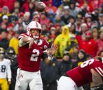 Do the Huskers average over 500 yards total offense this year?