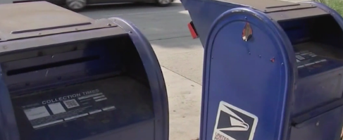 Have you recently had trouble with your mail delivery?