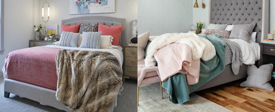 Are you team carpet or team hardwood for bedrooms?