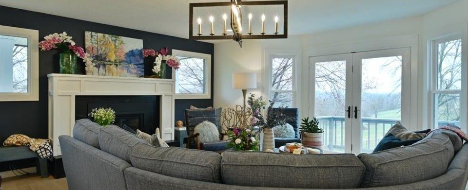 Do TVs belong in the living room?